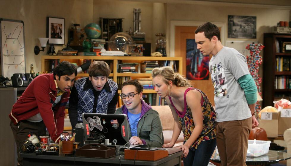 POPULÆRE: Kaley Cuoco har blitt verdensberømt gjennom sin rolle som Penny i TV-serien «The Big Bang Theory». Foto: NTB Scanpix.