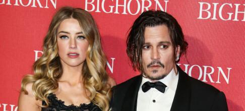 Snakker om partnervold tre måneder etter skilsmissen fra Johnny Depp