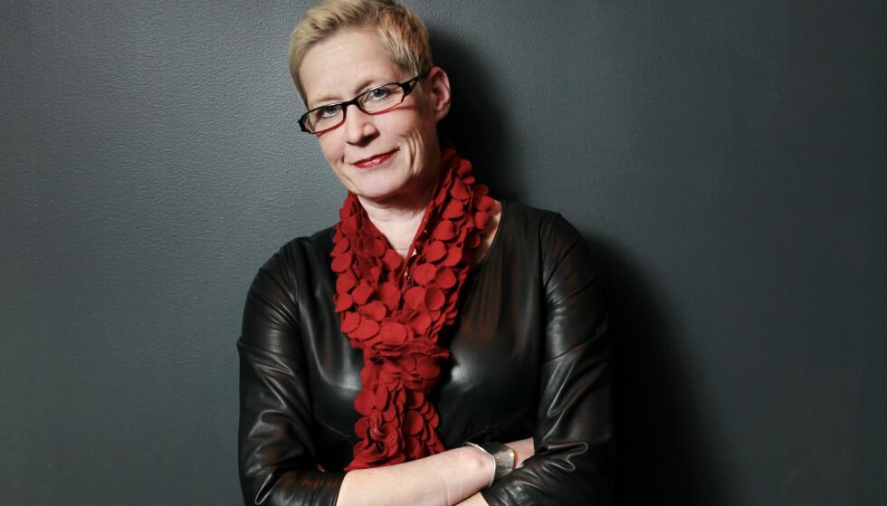 MARKANT SKIKKELSE: Anne Aasheim ble flere ganger kåret til en av Kultur-Norges viktigste personer, og har satt dype spor etter seg i norsk kultur- og samfunnsliv.  Foto: Erlend Aas / SCANPIX