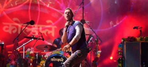 Coldplay-stjernen stoppet konserten. Det som skjedde tar av på nettet