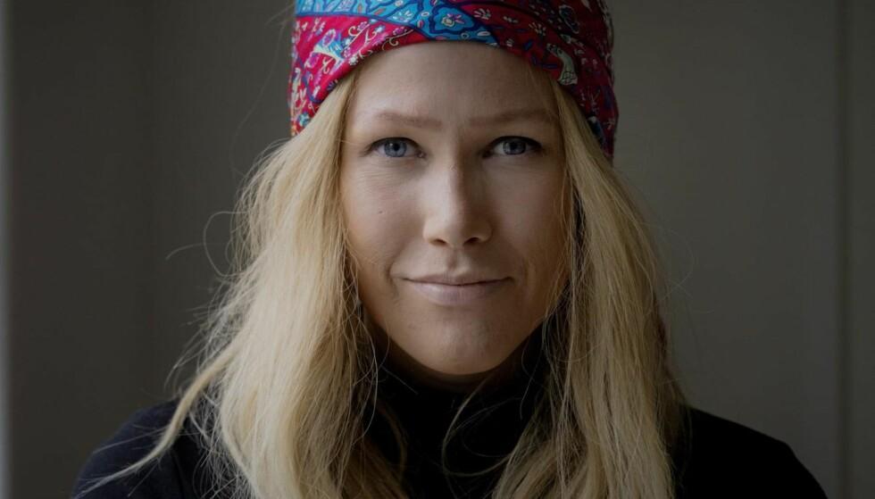 - REDDET MANGE LIV: Kreftforeningen ga Thea Steen hedersprisen for sin innsats med kampanjen #sjekkdeg. Det er antatt at Steen har reddet mange liv som følge av kampanjen. Foto: Jørn H Moen, Dagbladet