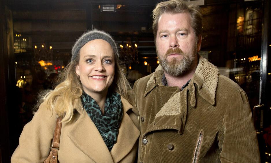 NYTT KRYPINN: Fridtjov  Såheimflytter få meter unna boligen han og Henriette Steenstrup solgte i fjor. Foto: Espen Solli, Se og Hør