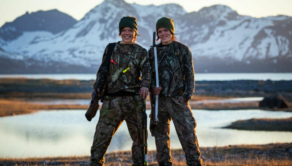 <strong>NY SESONG:</strong> Fra villsvin i USA til ryper i Norge. Denne gangen er Jegertvillingene klare for å vise oss hjemstedet Reisadalen. FOTO: Vidar Nordli-Mathisen