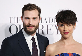 «Fifty Shades»-stjernen avslørte privat hemmelighet om seg og kona