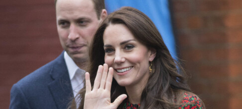- De ba prins William ikke ta med seg kona