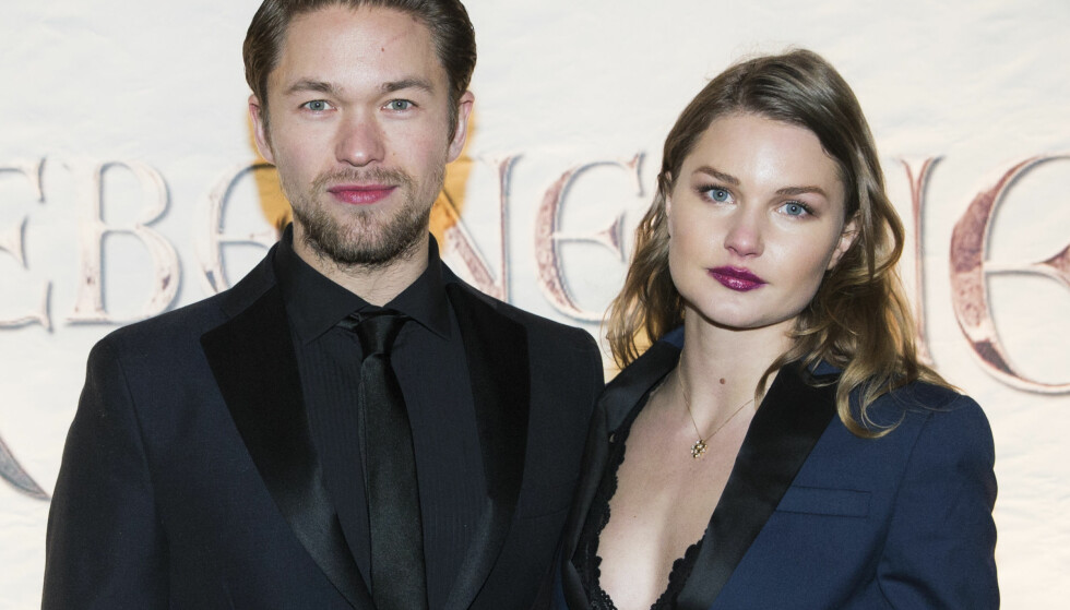 KJÆRESTER: Jakob Oftebro og Iben Akerlie møttes under innspillingen til filmen «Victoria» i 2013. Det var der kjærligheten skal ha begynt å blomstre. Foto: NTB scanpix
