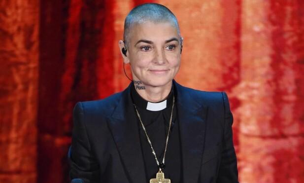 <strong>NEKTET:</strong> Artist Sinéad O'Connor overrasket da hun valgte å ikke ta imot prisen for beste alternative opptreden for 17 år siden. Foto: NTB scanpix