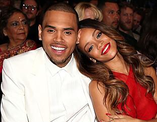 <strong>TURBULENT FORHOLD:</strong> Chris Brown og Rihannas forhold tok brått slutt da han gikk til angrep på henne i 2009. Fire år etter fant de tilbake til hverandre, men da varte det kun i noen få måneder. Foto: NTB scanpix