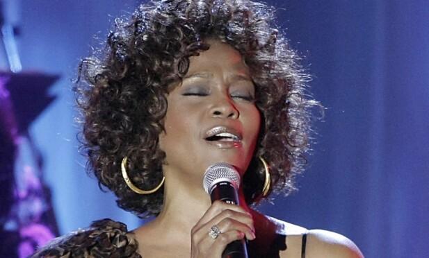 <strong>TRAGISK:</strong> Sanger Whitney Houston ble funnet død i badekaret 11. februar - dagen før hun egentlig kunne opptre på Grammy Awards. Foto: NTB scanpix