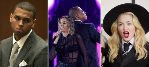 Her er de største Grammy-skandalene