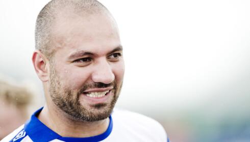 SA NEI: Ifølge BA takket basketspiller Marco Elsafadi også nei til «Farmen»-forespørselen. Foto: Jon Olav Nesvold / NTB scanpix
