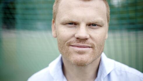 FOKUS PÅ FOTBALL: John Arne Riise. Foto: Geir Dokken / Dagbladet