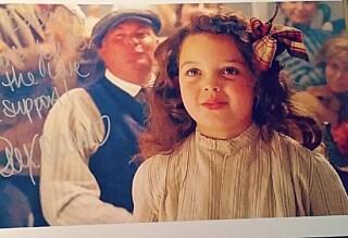 Husker du den lille jenta fra «Titanic»? Slik ser hun ut i dag