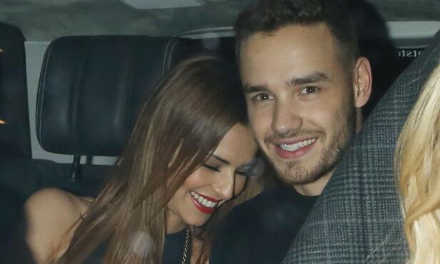 <strong>VISTE SEG FRAM:</strong> Popstjernen Cheryl og Liam Payne klarer ikke å skjule kjærligheten fra hverandre. Foto: NTB scanpix