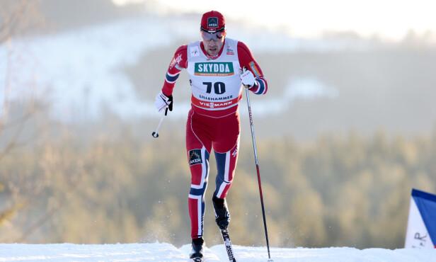 VERDENSMESTER: Eldar Rønning slo gjennom i verdenstoppen i 2005, og har opparbeidet seg en imponerende merittliste. Deriblant elleve verdenscupseiere, inkludert seier under selve «manndomsdistansen», nemlig femmila.Foto: Håkon Mosvold Larsen / NTB Scanpix
