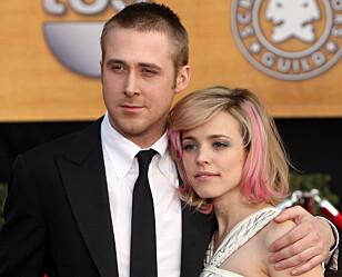 OGSÅ EKSER: Ryan Gosling og Rachel McAdams på SAG Awards i 2007. Foto: GABRIEL BOUYS / AP/ NTB scanpix