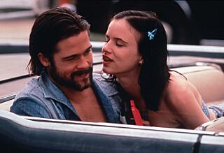 I 1996 forlovet Brad Pitt seg med Gwyneth Paltrow. Tre år tidligere var han i et helt annet forhold - husker du med hvem?