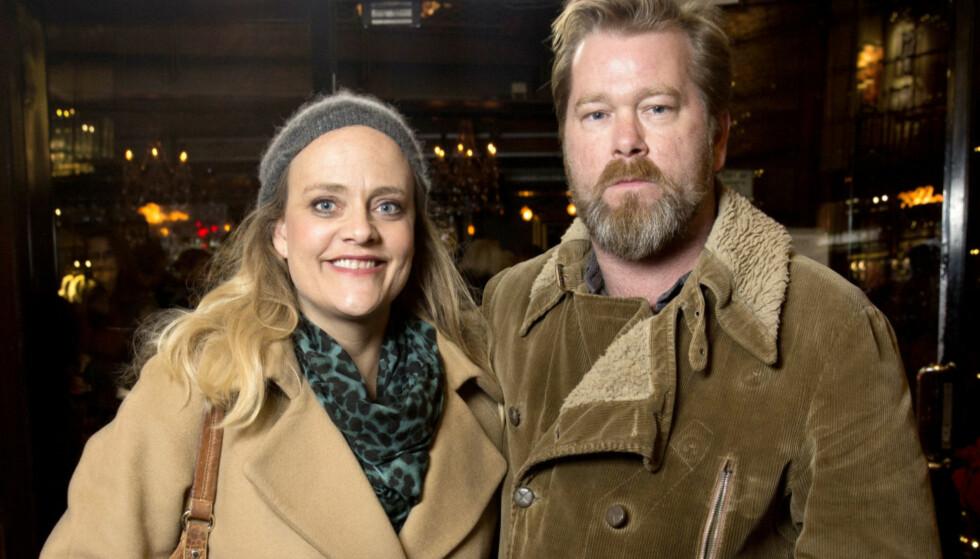 GIKK FRA HVERANDRE: Halvannet år etter at de kjøpte hytte i Hurum, har duoen solgt den. Foto: Espen Solli, Se og Hør