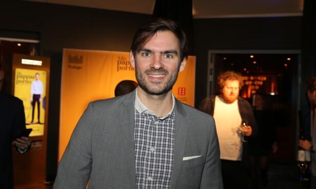 <strong>KOLLEGA:</strong> Henrik Thodesen er en god venn og kollega av Odd-Magnus. De to hadde blant annet suksess med parodien «Tina og Bettina» som det også ble en film av med samme navn i 2014. Foto: Foto: Andreas Fadum / Se og Hør &nbsp; &nbsp; &nbsp; &nbsp; &nbsp; &nbsp; &nbsp; &nbsp; &nbsp; &nbsp; &nbsp; &nbsp; &nbsp; &nbsp;&nbsp;
