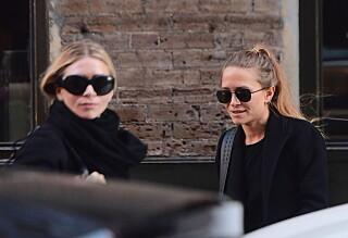 Det verdensberømte tvillingparet eksisterer ikke i sosiale medier