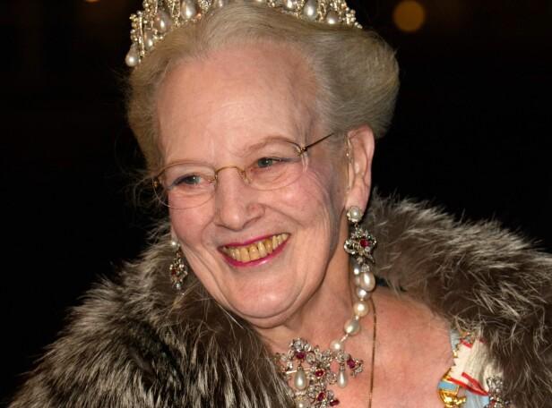 SAMLET FAMILIEN I JULEN: Dronning Margrethe skal i julen ha insistert på at hele familien skulle feire høytiden sammen - inkludert prinsesse Marie og kronprinsesse Mary. Foto: NTB Scanpix