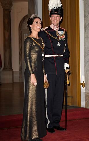SER LITE TIL SVIGERINNEN: Prinsesse Marie skal ha et lunkent forhold til kronprinsesse Mary ifølge dansk Se og Hør. Foto