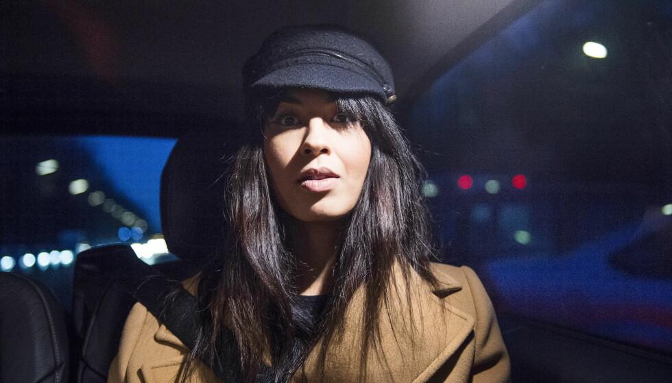 TAR ET OPPGJØR: Maria Mena ble kalt «neger» av taxisjåføren sin. Det satte tankene i sving, og i et langt innlegg på Instagram unnskylder hun seg for at hun tidligere ikke har skjønt hva folk mener når de snakker om rasisme. Foto: Lars Eivind Bones / Dagbladet