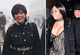 - Kris samler Kardashian-familien til kamp mot Blac Chyna