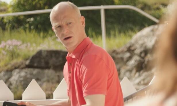 GJENKJENNELIG: Eivind Sander mener «Neste sommer» er en serie man kan kjenne seg igjen i. Foto: TVNORGE