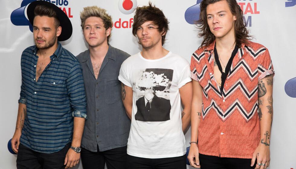 <strong>TALENTFULLE:</strong> One Direction-gutta har smeltet mange unge pikehjerter siden de ble dannet av under X Factor i 2010. Nå er det snart bare tre igjen av de fem originalmedlemmene. Foto: NTB scanpix