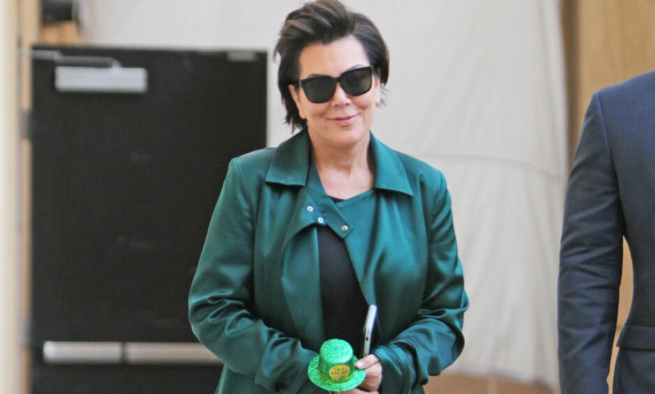 NYTT SHOW: Kris Jenner vil lage spin-off til «Keeping up with the Kardashians», og den skal dreie seg om Robs kjærlighetsliv. Foto: NTB scanpix