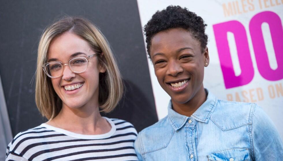 NYGIFTE: Lørdag amerikansk tid giftet «Orange is the New Black»-stjernen Samira Wiley seg - med seriens manusforfatter. Foto: Shutterstock, NTB scanpix