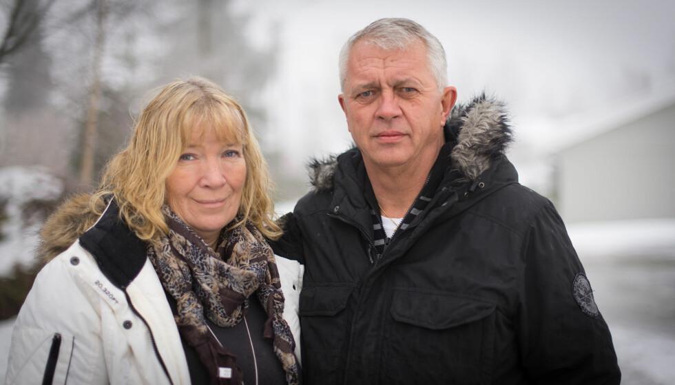 TRENGTE HJELP: Arne og Mariella Rove trengte hjelp fra «Luksusfellen»s eksperter for å få økonomien opp og stå igjen. Foto: TV3
