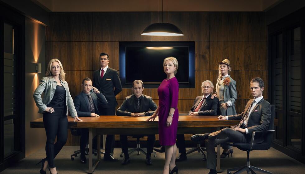 STOPP: TV 2 har besluttet å ikke bestille en ny sesong av dramaserien «Hotel Cæsar», som har vært å se på kanalen siden 1998. Foto: TV 2