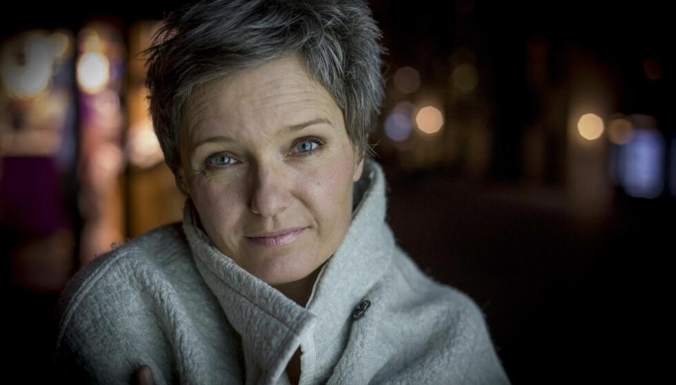 KREFTSYK: Artist Ingrid Bjørnov forteller på Facebook at hun har kreft med spredning. Foto: Sveinung Uddu Ystad / Dagbladet
