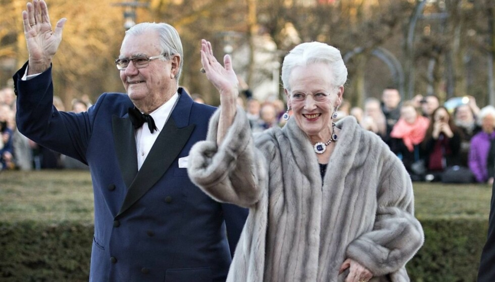 UTSKREVET: Ifølge det danske kongehuset ønsker prins Henrik, dronning Margrethes ektemann, å tilbringe sin siste tid hjemme. Foto: NTB scanpix