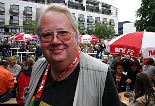NRK-profilen Knut Borge er død
