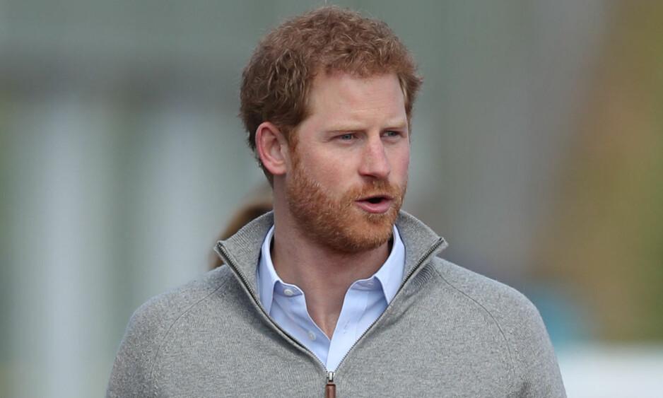 SNAKKER UT: Prins Harry snakker åpenhjertig ut at han oppsøkte profesjonell hjelp lang tid etter mora Dianas død. Foto: NTB scanpix