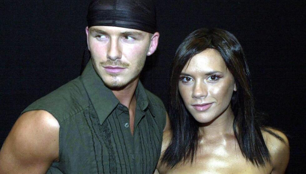 SUPERPAR: David og Victoria Beckham har alltid vært favoritter i kjendispressen og barna har vokst opp i rampelyset. Foto: NTB scanpix