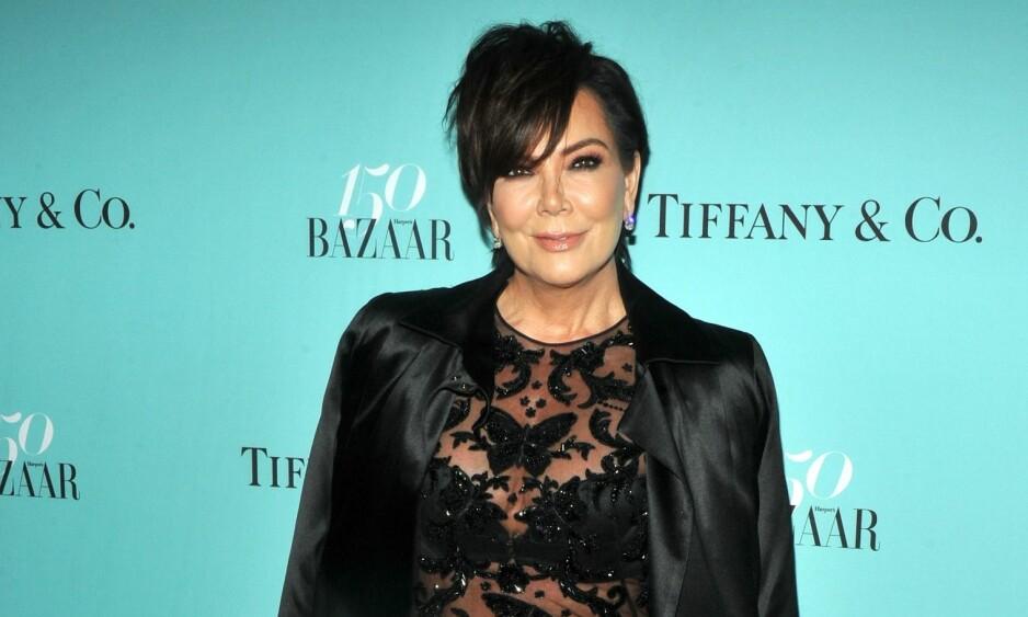 IKKE FORNØYD: Kris Jenner har lest selvbiografien til eksen Caitlyn Jenner, tidligere Bruce Jenner, og hun er ikke veldig begeistret. Foto: NTB Scanpix