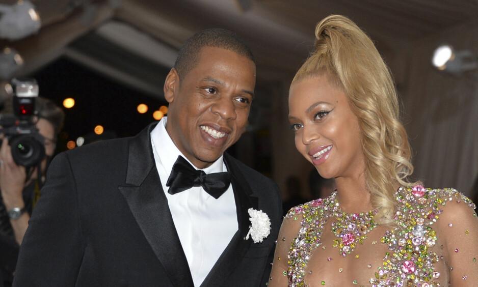 MÅTTE FLYTTE: Beyoncé og Jay Z måtte flytte ut av huset sitt i Beverly Hills etter at det ble funnet mugg. Foto: NTB Scanpix