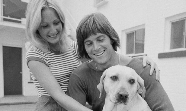 SUPERPAR: Da Chrystie og Bruce var sammen på 1970-tallet, var de et av USAs mest omtalte par. Spesielt etter at Bruce ble hele landets store OL-helt. De gikk hver til slitt på slutten av 70-tallet, og ble offisielt skilt i 1981. De fikk to barn sammen. Foto: AP Photo/Veder, NTB Scanpix