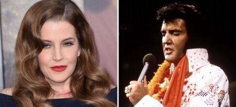 Elvis Presleys datter avslørte milliongjeld
