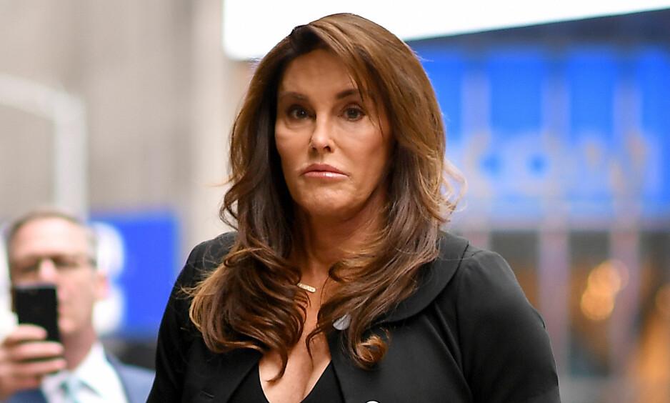 SBA EKS-KONA TA ABORT: Caitlyn Jenner skriver i sin nye bok at hun ba eks-kona ta abort, da hun fikk vite om at de ventet barn sammen etter at forholdet er over. Foto: NTB Scanpix.