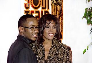 - Whitney gjorde ektemannen sjalu med bestevenninnen