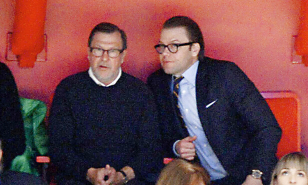 TAKKER PAPPA: Daniel kan takke pappa Olle Westling for livet. Faren ga ham en nyre, som ble transplantert for åtte år siden. Foto: NTB scanpix