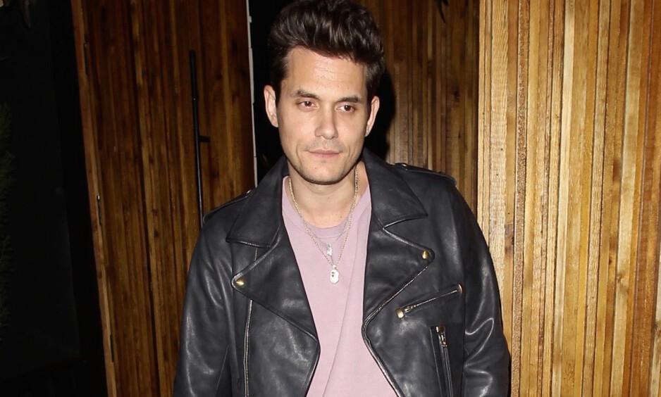 NORGESAKTUELL: John Mayer er nesten bedre kjent for sin ville livsstil og kjærlighetsliv enn for musikken. Nå er han klar for å starte på nytt. Foto: NTB scanpix