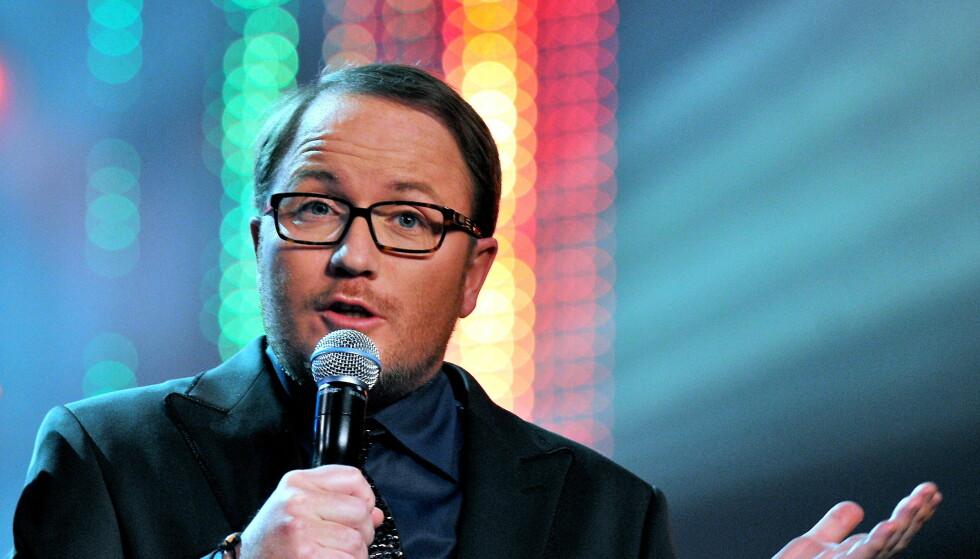 Per Sundnes, popkultur-ekspert og TV-profil. Foto: Ned Alley / Scanpix
