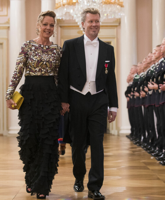 Magne Furuholmen og Heidi Rydjord.