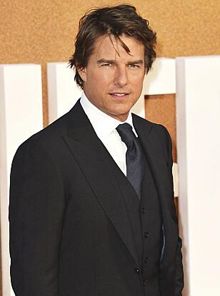 <strong>MODERNE EREMITT:</strong> - Tom Cruise har inne noe privatliv. Det dreier seg bare om jobb og kirken for ham, sier en kilde til National Enquirer. Foto: NTB scanpix